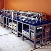Nbs-6, Atomic Clock Art Print