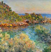 Near Monte Carlo Art Print