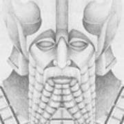 Nebuchadezzar Art Print