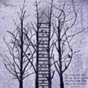 Neck Of The Woods II  Art Print