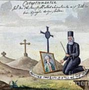 Necromancy, 18th Century Art Print