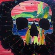 Negative Relations 6 Art Print