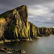 Neist Point Coastline Art Print