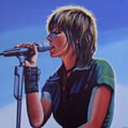 Nena Painting Art Print