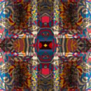 Neo-geo 1 Art Print
