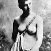 Neoclassical Nude Art Print
