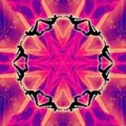 Neon Slipstream Art Print
