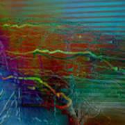 Nerve Impulses Art Print