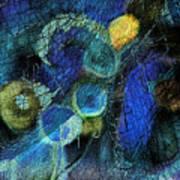 Network 4 Art Print