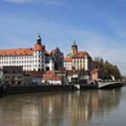 Neuburg Donau - Germany Art Print