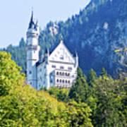 Neuschwanstein Castle 1 Art Print