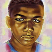 Never Forget Trayvon Art Print