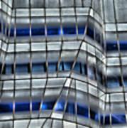 New Building Manhattan Art Print