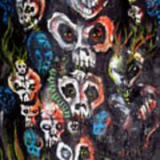 New Dark Art Print