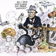 New Deal: Supreme Court Art Print