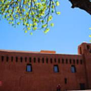 New Mexico Museum Of Art Art Print