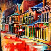New Orleans Jive Art Print
