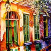 New Orleans Mystery Art Print