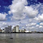 New Orleans Panoramic Art Print