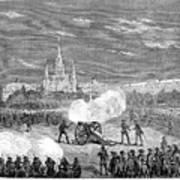 New Orleans: Riot, 1873 Art Print