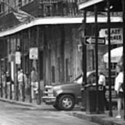 New Orleans Street Photography 2 Art Print