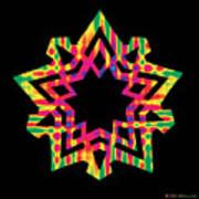 New Star 5 Art Print