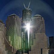 New World Trade Center Print by David Smith