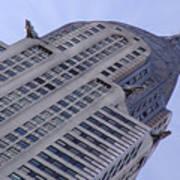 New York City - Chrysler Building 002 Art Print