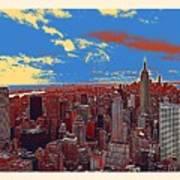 New York Ny Art Print