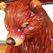 New York State Chinese Lantern Festival 6 Art Print