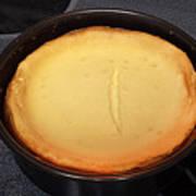 New York Style Cheesecake Art Print