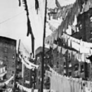 New York: Tenement, 1936 Art Print