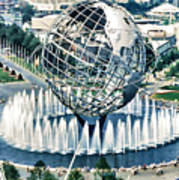 New York World's Fair Art Print