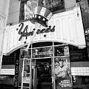 new york yankees club house store New York City USA Art Print