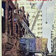 New Yorker April 27 1957 Art Print