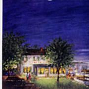 New Yorker August 13 1955 Art Print