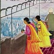 New Yorker July 22 1961 Art Print