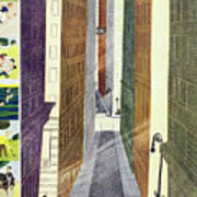 New Yorker July 5th, 1947 Art Print