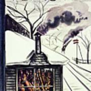 New Yorker March 3 1945 Art Print