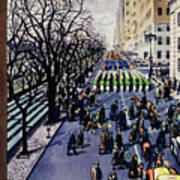 New Yorker March 14 1953 Art Print