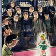 New Yorker March 7 1953 Art Print
