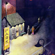 New Yorker May 2 1953 Art Print