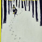 New Yorker November 30 1957 Art Print
