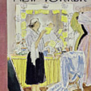 New Yorker October 4 1958 Art Print