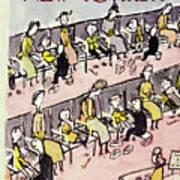 New Yorker September 10 1949 Art Print