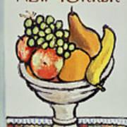 New Yorker September 12 1959 Art Print