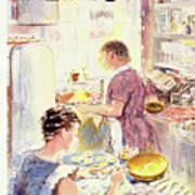 New Yorker September 18 1954 Art Print