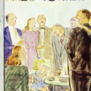 New Yorker September 19 1953 Art Print