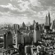 New Your City Skyline Art Print