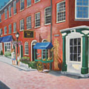 Newburyport  Ma Art Print